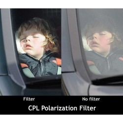 CPL Polarizing Filter