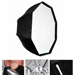 120cm Octagonal Softbox Bowens Mount