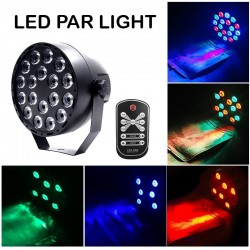 Led Par Light 18