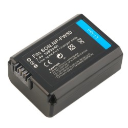 Sony NP-FW50 Replacement Battery