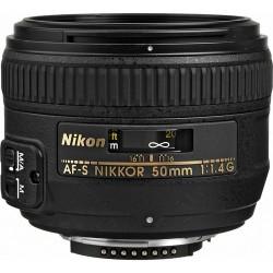 NIKKOR 50mm f/1.4G AF-S