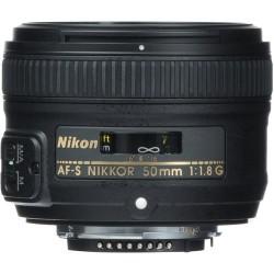 NIKKOR 50mm f/1.8G AF-S