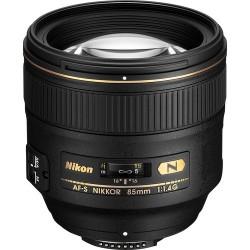 NIKKOR AF-S 85mm f/1.4G Lens