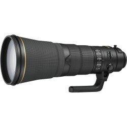 NIKKOR AF-S 600mm f/4E FL...