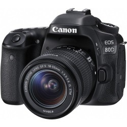 Canon EOS 80D 18-55 IS STM