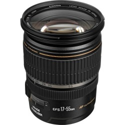 Canon EF-S 17-55mm f/2.8 IS...