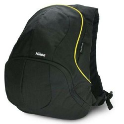 Nikon SLR travel backpack...