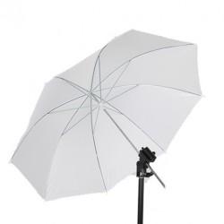 91cm Soft White Umbrella