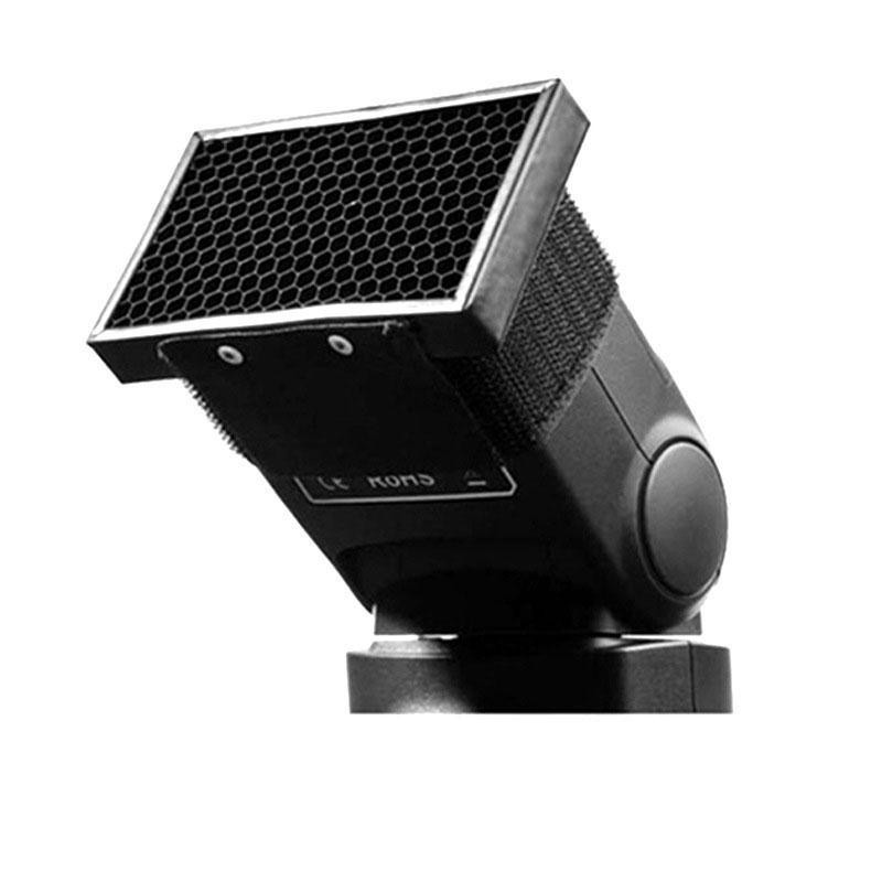Universal Honeycomb for Speedlight