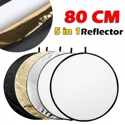 5in1 Portable Reflector 80cm
