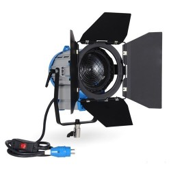 2000w Fresnel Light with Dimmer