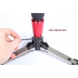 160cm Monopod With Fluid Head