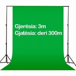 Green Non-Woven Backdrop Fabric