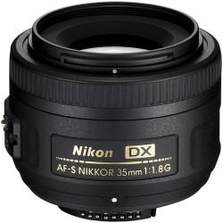 NIKKOR 35mm AF-S DX f/1.8G...