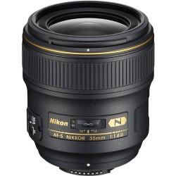 NIKKOR 35mm AF-S f/1.4G Lens
