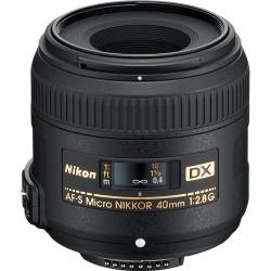 NIKKOR AF-S DX MICRO 40mm...