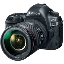 Canon EOS 5D Mark IV DSLR...