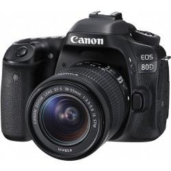 Canon EOS 80D DSLR 18-55mm...
