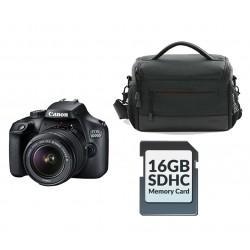 Canon EOS 4000D 18-55 + Bag...