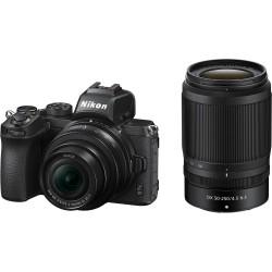 Nikon Z50 DX 16-50 + 50-250