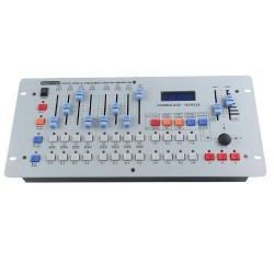 240 DMX controller