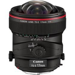 Canon TS-E 17mm f/4L...