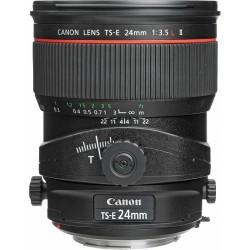 Canon TS-E 24mm f/3.5L II...