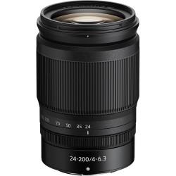 NIKKOR Z 24-200mm F/4-6.3