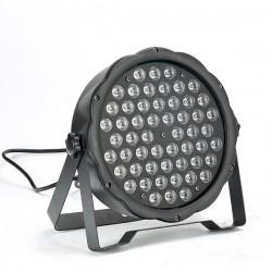 LED PLASTIC FLAT PAR LIGHT