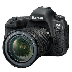Canon EOS 6D Mark II DSLR...
