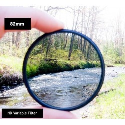 ND VARIABLE FILTER 82MM