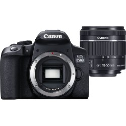 Canon EOS 850D 18-55mm IS STM