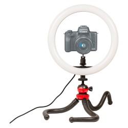 Ring Light Vlogger Kit