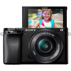 Sony Alpha a6100 16-50mm kit
