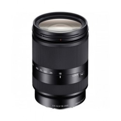 Sony E 18-200mm f/3.5-6.3...