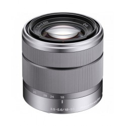Sony E 18-55mm f/3.5-5.6...
