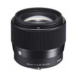 Sigma 56mm f/1.4 DC DN...