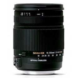 Sigma 18-250mm f/3.5-6.3 DC...