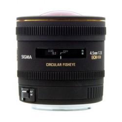 Sigma 4.5mm F2.8 EX DC HSM...