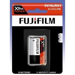 FUJIFILM - 9V/6LR61- Alkaline