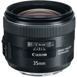 Canon EF 35mm f/2.0 IS USM...
