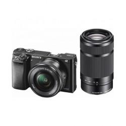 Sony Alpha a6000 dual lens...