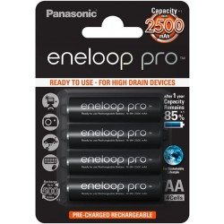 Panasonic Eneloop Pro 4...